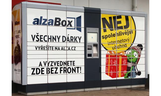 Alza box