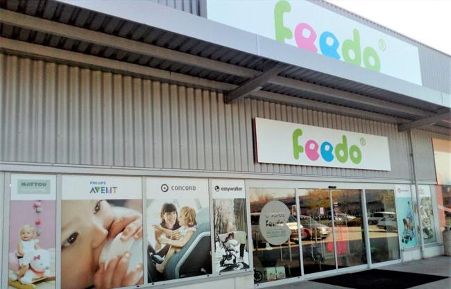 Feedo prodejna Hradec Králové