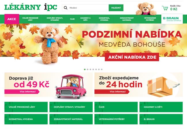 Lékárny IPC eshop