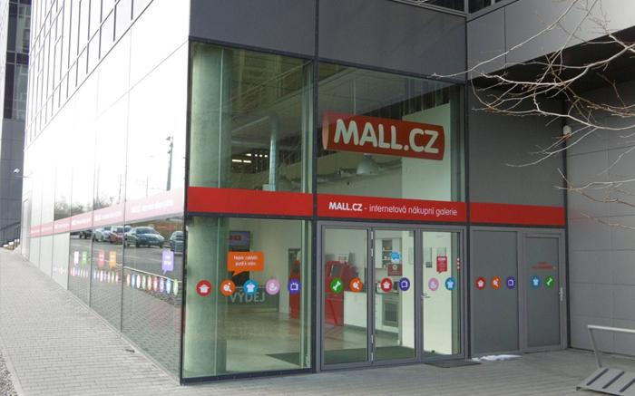 Prodejna Mall Brno Bohunice