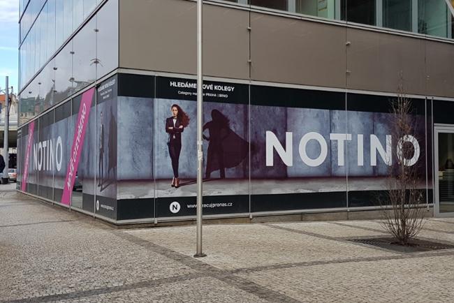 Notino Brno Campus