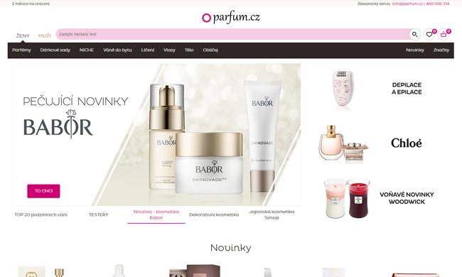 Parfum eshop