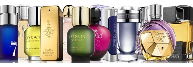 Parfums parfémy