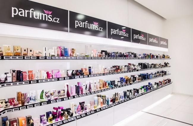 Parfums prodejny