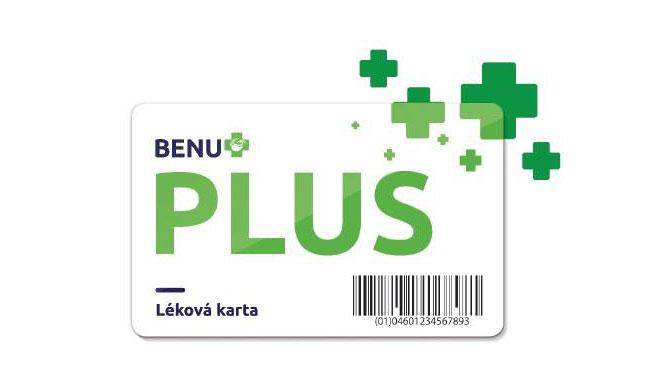 BENU léková karta, bonusy