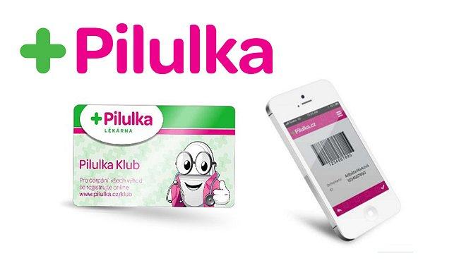 Věrnostní program lékárny Pilulka