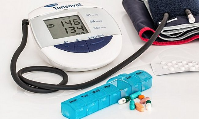 Snižte svůj krevní tlak přirozeně a bez léků!