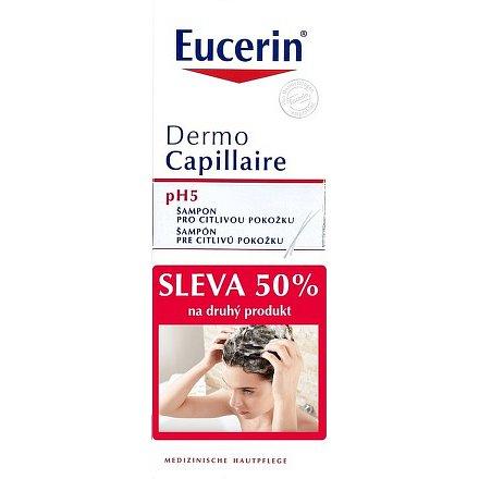 EUCERIN DermoCapillaire šampon pH5