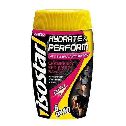 ISOSTAR prášek H&P Antioxidant 400g brusinka