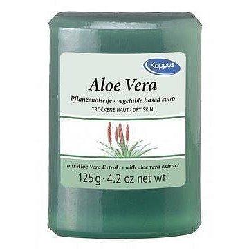 Kappus Mýdlo s přírodním olejem Aloe vera 125g