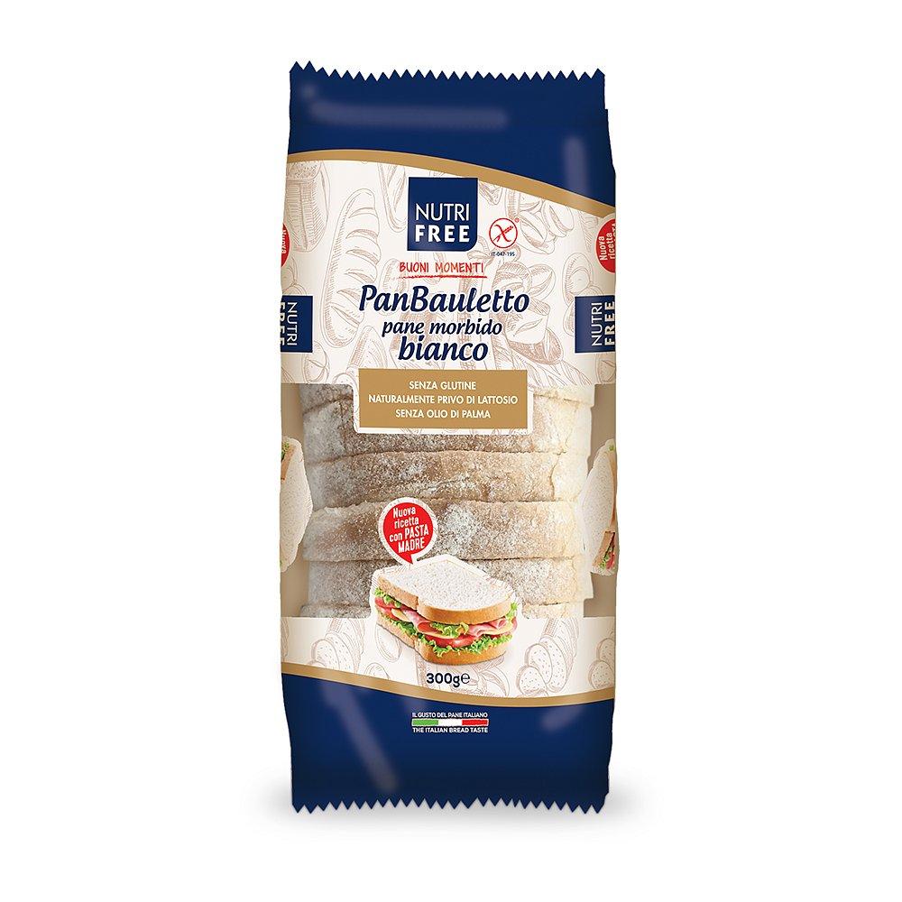 NUTRIFREE Panbauletto bez lepku 300 g