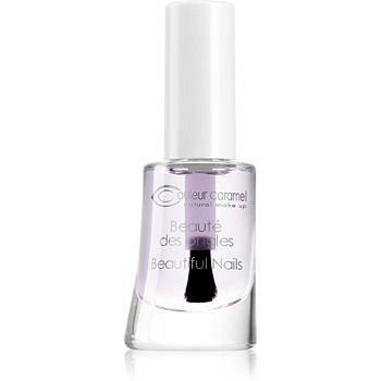 Couleur Caramel Beautiful Nails vyhlazující podkladový lak na nehty se zpevňujícím účinkem 8 ml