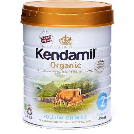 Kendamil Organické kojenecké mléko 2 - 800g