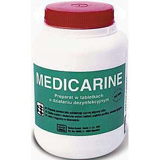 Medicarine tablety 300 dezinf.přípravek
