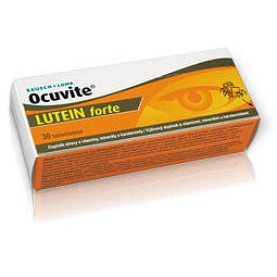 Ocuvite LUTEIN forte tablety 30