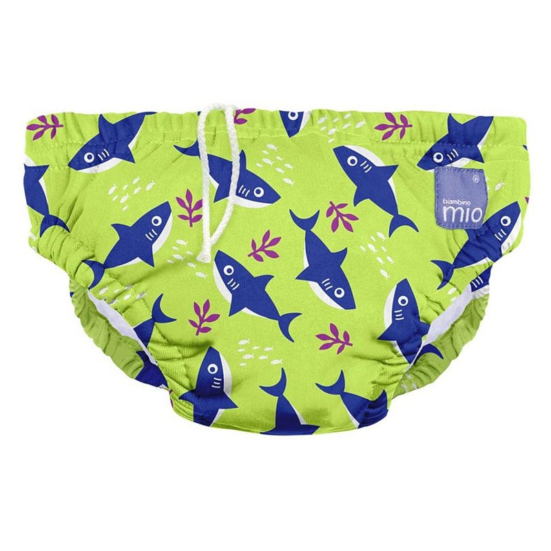 Kojenecké plavky Neon Shark vel. L