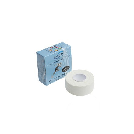 Tejpovací páska KinesioMAX neelastická 2.5cm x 10m