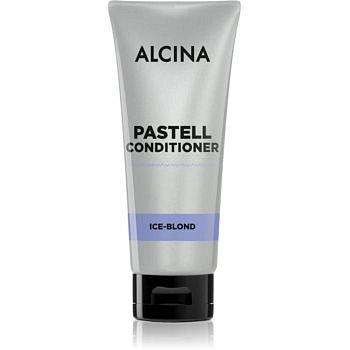 Alcina Pastell osvěžující balzám pro zesvětlené, melírované studené blond vlasy 100 ml