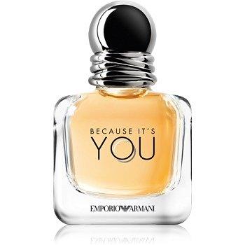 Armani Emporio Because It's You parfémovaná voda pro ženy 30 ml