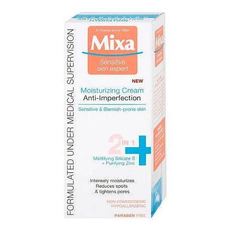 Mixa hydratační péče 2v1 50ml