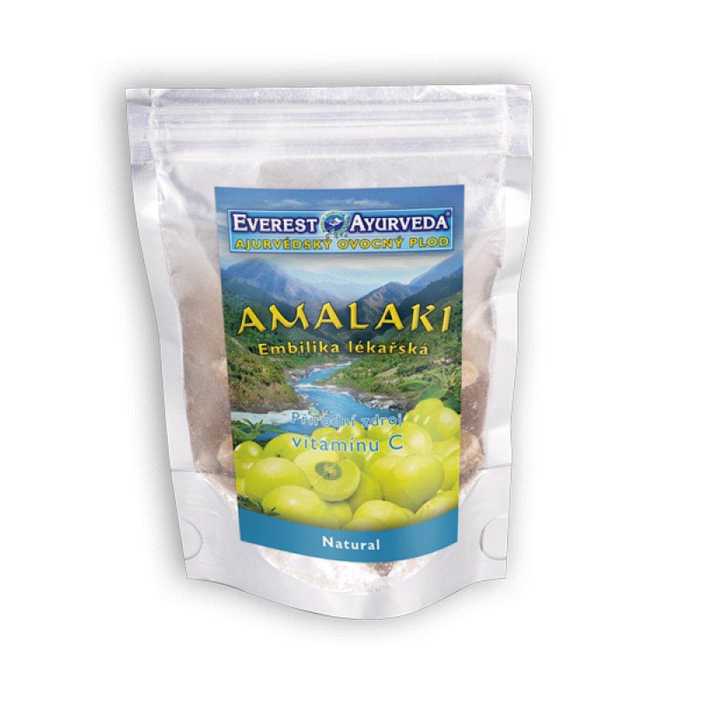 EVEREST-AYURVEDA AMALAKI natural Imunita & žaludek  100 g sušeného ovoce