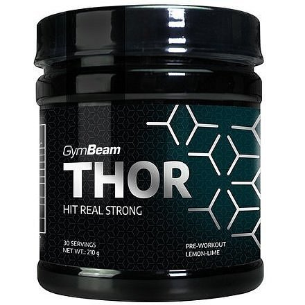 Gymbeam Thor jahoda a kiwi 210g