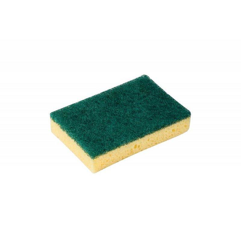 Vileda Glitzi Crystal houbička zelená střední 2 + 1 ks