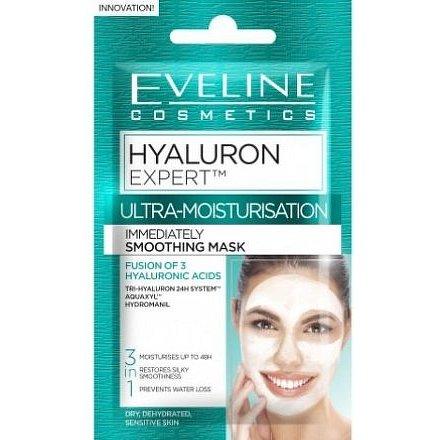 Eveline Vyhlazující hydratační pleťová maska Hyaluron