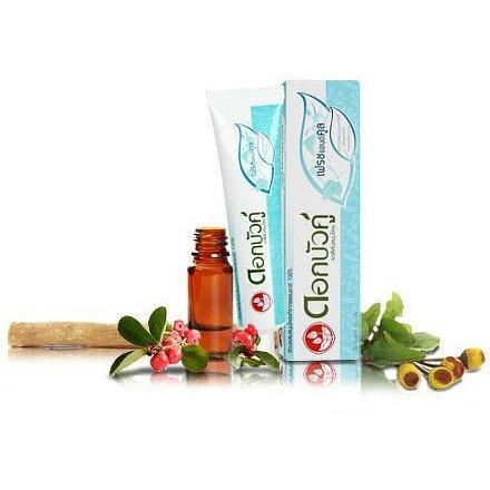 Twin Lotus Fresh and Cool bylinná zubní pasta 150g