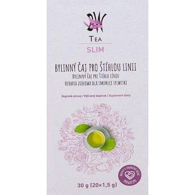 Body Wraps Tea Slim – Bylinný čaj pro štíhlou linii