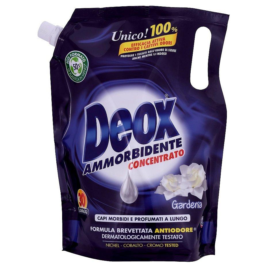 Deox Ammorbidente Ecoformato koncentrovaná aviváž s exotickou vůní gardénie, 40 praní 750 ml