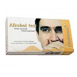 Alkohol test ze slin 5 ks