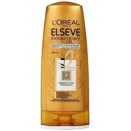 LOREAL Elseve Extraordinary Oil Coco balzám pro suché nepoddajné vlasy 400ml