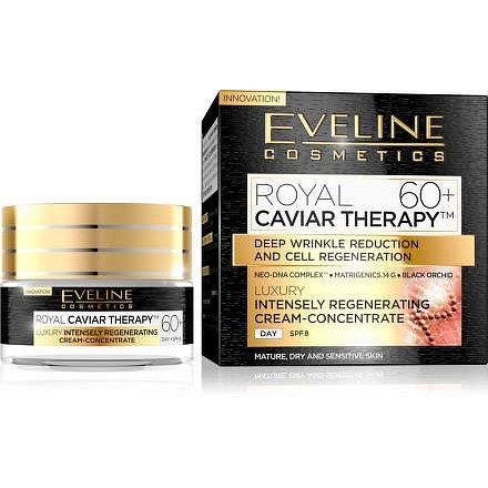 Royal Caviar - Aktivně regenerační denní krém-koncentrát 60+
