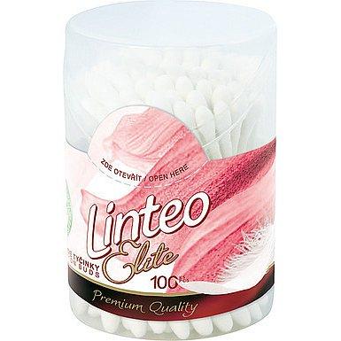 Vatové tyčinky LINTEO Elite 100ks