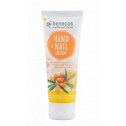 Benecos Krém na ruce Rakytník + Pomeranč 75 ml