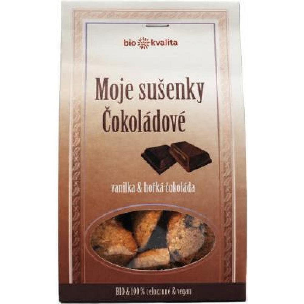 Bio Nebio Moje sušenky čokoládové 130 g