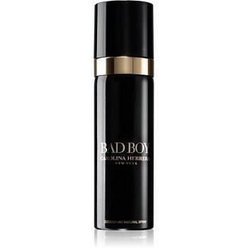 Carolina Herrera Bad Boy deodorant ve spreji pro muže 100 ml