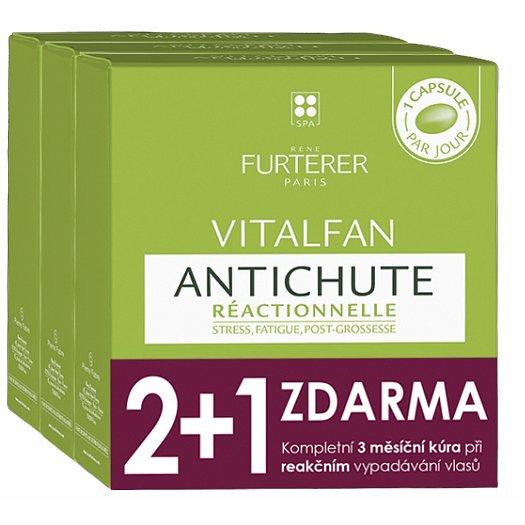 René Furterer VITALFAN Reakční vypadávání vlasů 90 tobolek