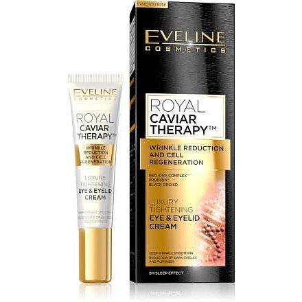 Royal Caviar - Zpevňující oční krém