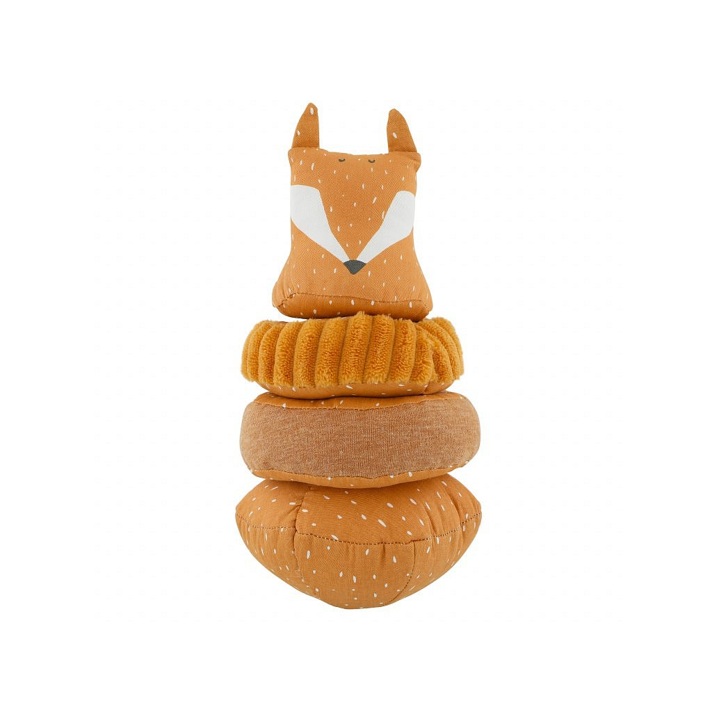 Trixie Stohovací plyšová hračka Mr. Fox