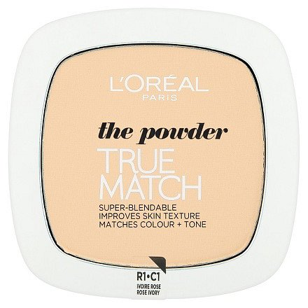 True Match Kompaktní pudr Rose Ivory C1 9g