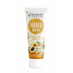 Benecos Krém na ruce Meruňka + Bezinkový květ 75 ml