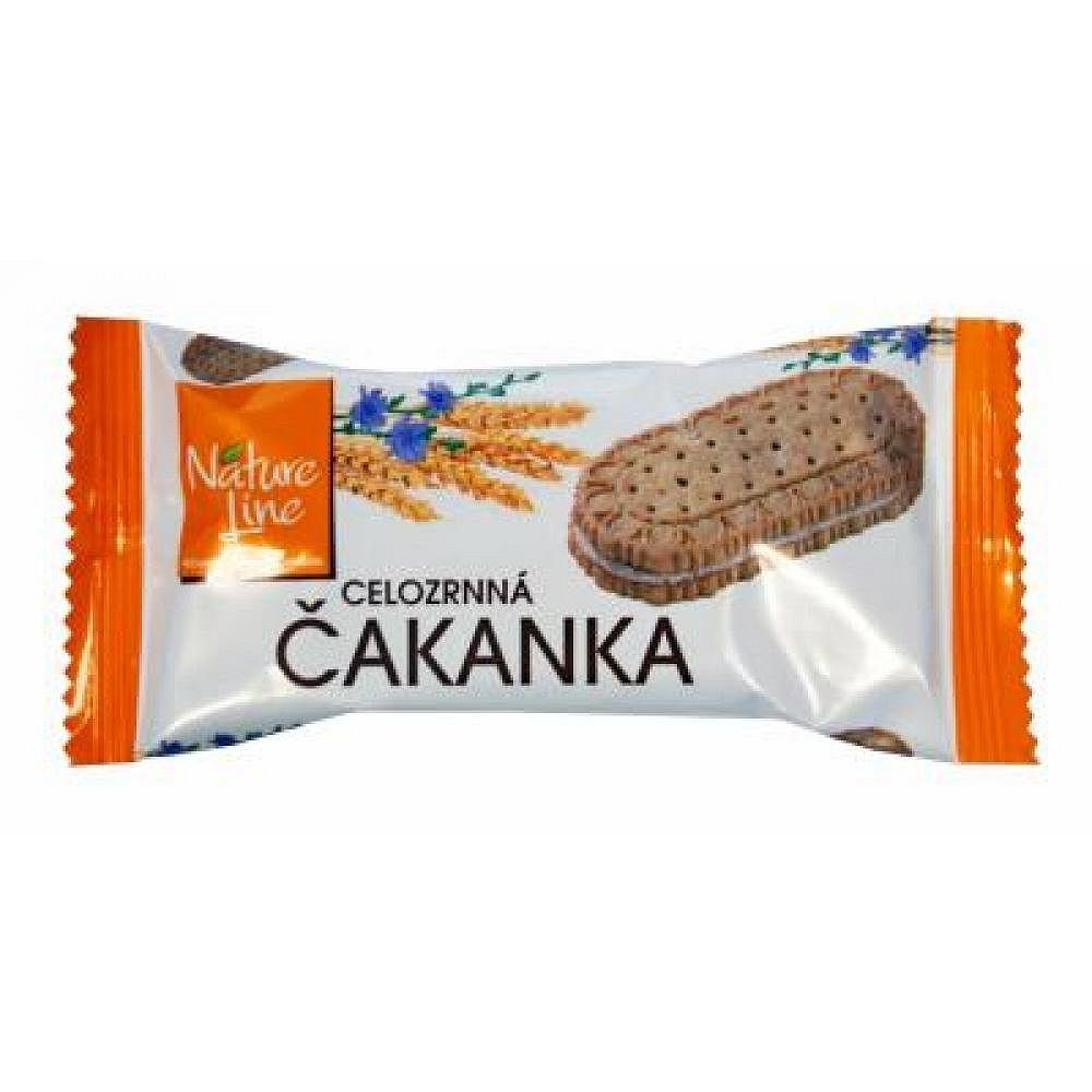 NATURE LINE Čekanka sušenka celozrnná 32g