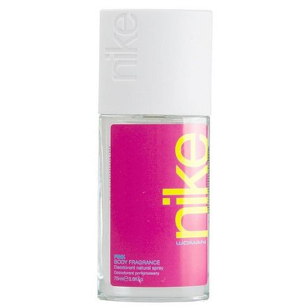 Nike Pink Woman Deo vapo 75 ml