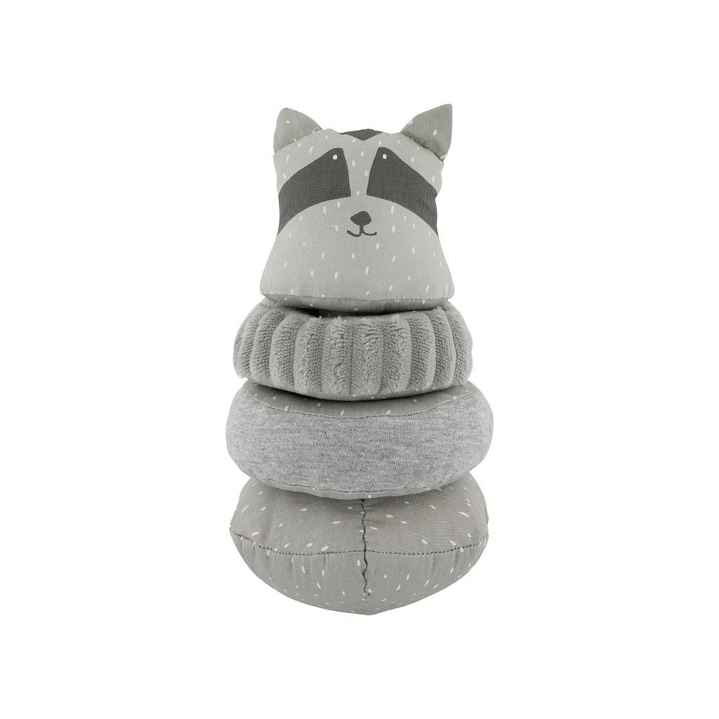 Trixie Stohovací plyšová hračka Mr. Raccoon