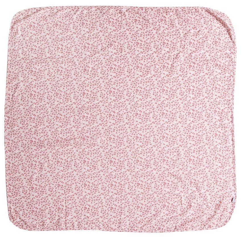 Bébé-Jou Mušelínová plenka 110x110cm Leopard Pink 1ks