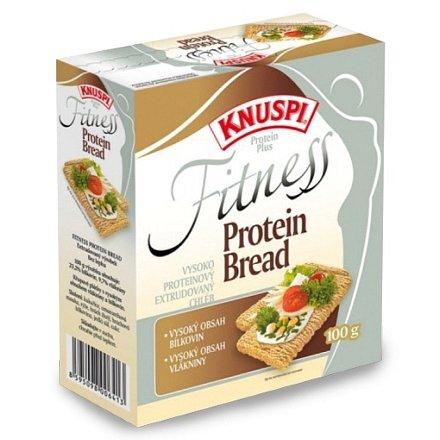 Proteinový chléb fitness 100g