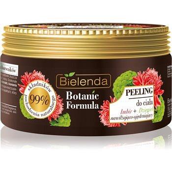Bielenda Botanic Formula Ginger + Angelica vyživující tělový peeling 350 g