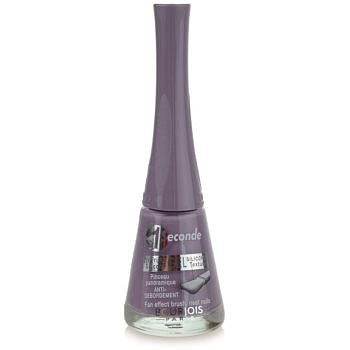 Bourjois 1 Seconde Nail Enamel lak na nehty odstín 13 Figue Chic 9 ml